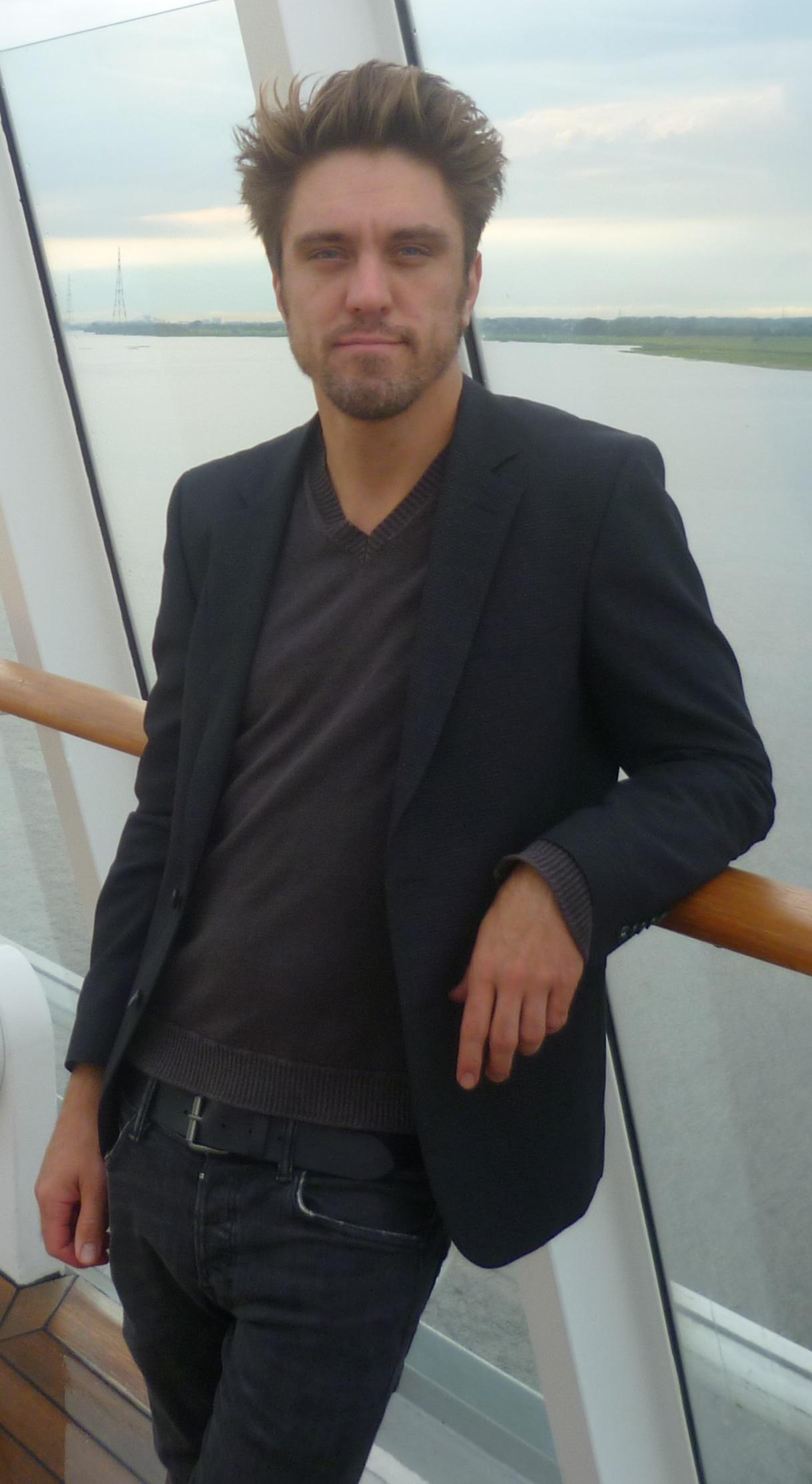 Michael Barsuhn (Pressekontakt) | Zentrum deutsche