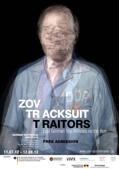Titelbild des Ausstellungsplakates