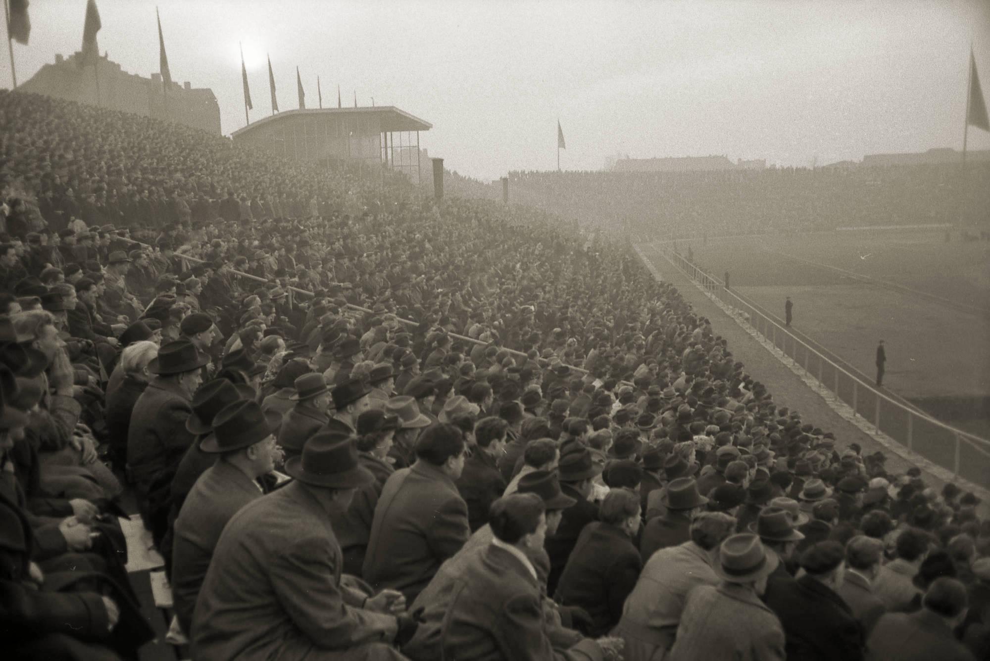 Stadiumspublikum