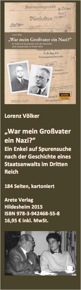 war mein Großvater ein nazi