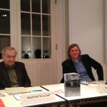 Links: M. Kruczeck; Rechts: Dr. Wiese